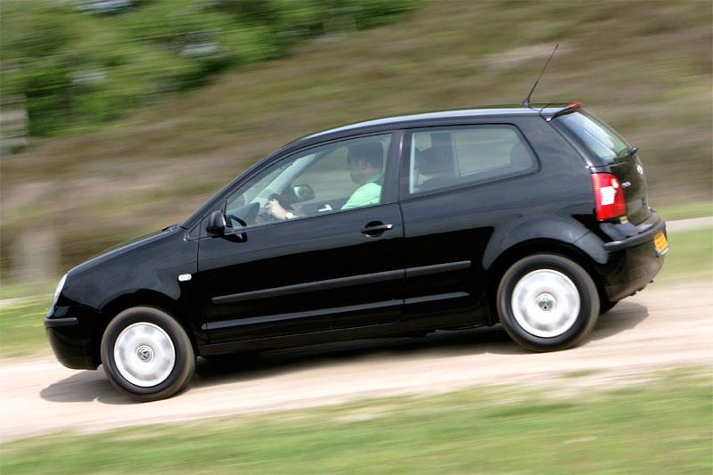 Volkswagen Polo 1.2 Basis – 2002