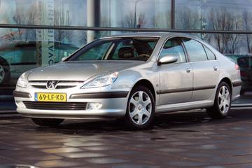 Peugeot 607 3.0 V6 24V Executive (2003)