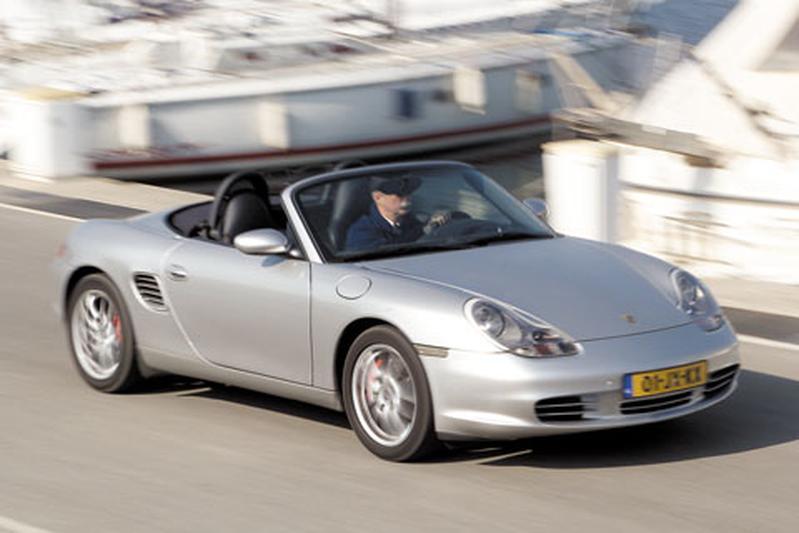 Porsche Boxster S (2003)
