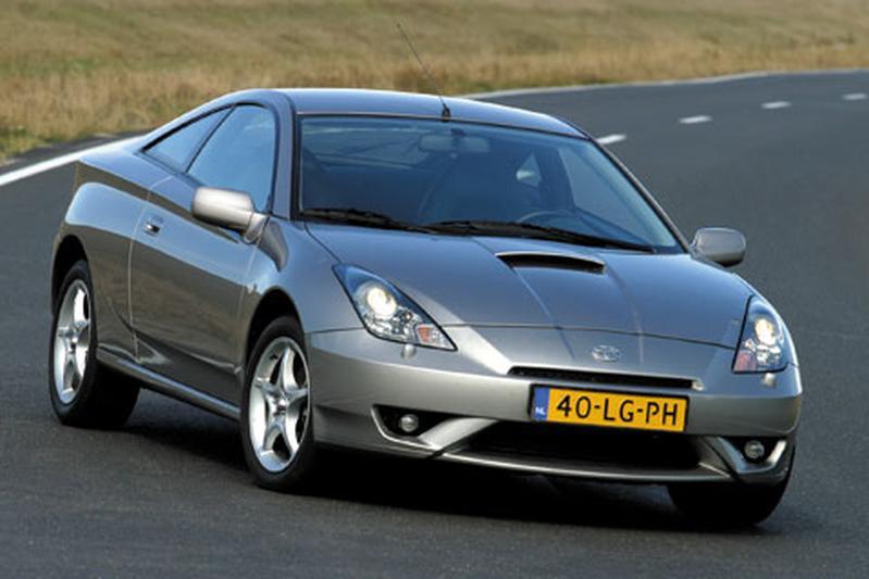 Toyota Celica 1.8 VVTL-i T Sport (2003)