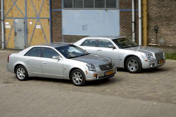 Cadillac CTS 3.6 – Chrysler 300C 3.5 V6