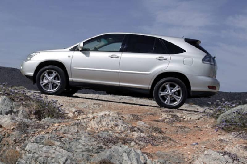In welke tariefklasse valt een hybride SUV?
