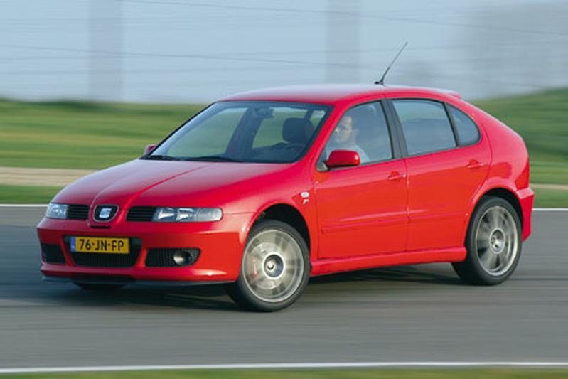 Seat Leon 1.8 20VT Cupra R (2003)