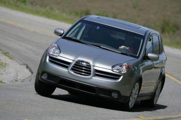 Subaru B9 Tribeca wellicht naar Europa