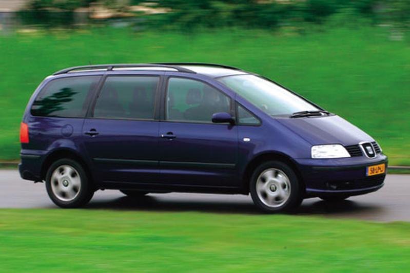 Seat Alhambra 2.8 V6 Signo (2003)