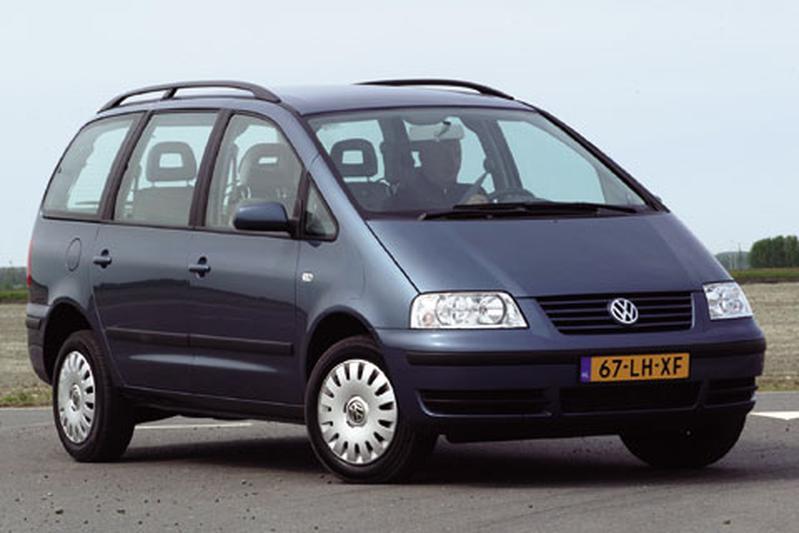 Volkswagen Sharan 1.9 TDI 130pk Comfortline (2003)