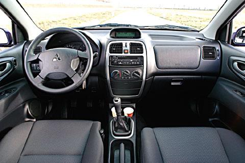 mitsubishi space star 1 9 di d hp avance 2003 autotest. Black Bedroom Furniture Sets. Home Design Ideas