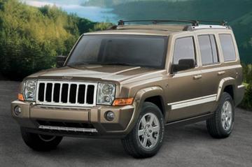 Jeep Commander in nieuwe Tomb Raider