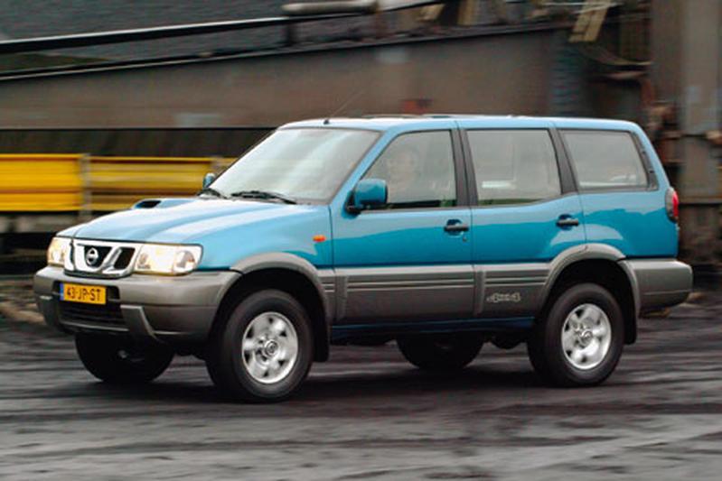 Nissan Terrano 3.0 Di Elegance (2003)