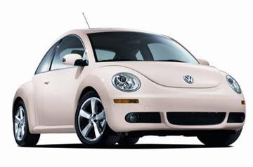 Volkswagen New Beetle vernieuwd