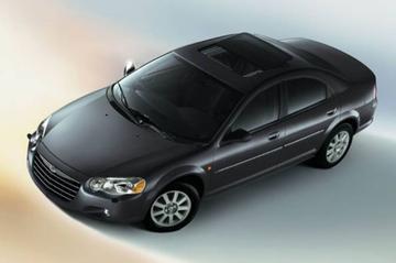 Actiepakket voor Chrysler Sebring