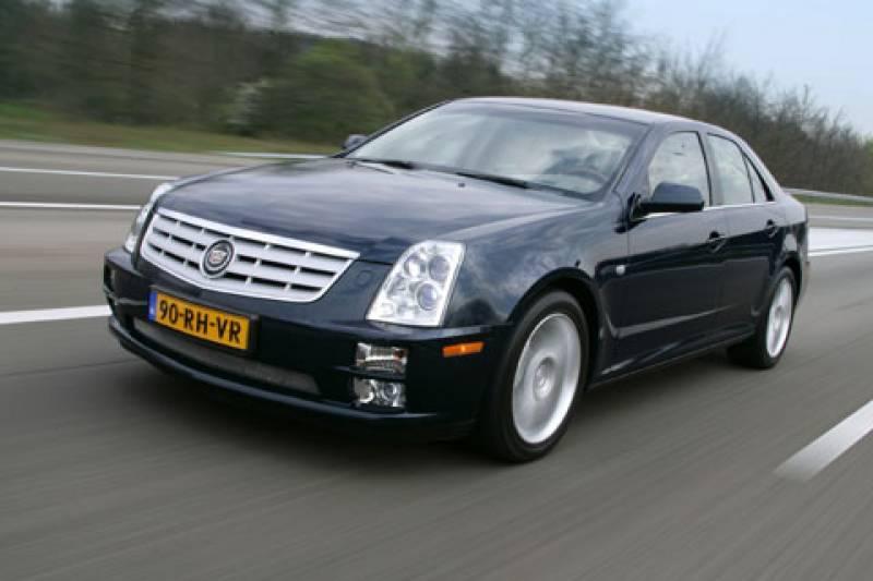Cadillac STS 4.6 V8