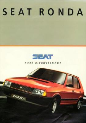 Seat Ronda Le,l,gl,gld,glx,glx(s),1.2 L,1.7 Ld,1.2