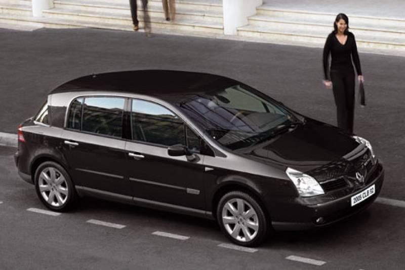 Renault Vel Satis Phase ll