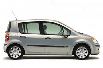 Basismodel Renault Modus geprijsd