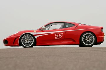Binnenkort op het circuit: Ferrari F430 Challenge