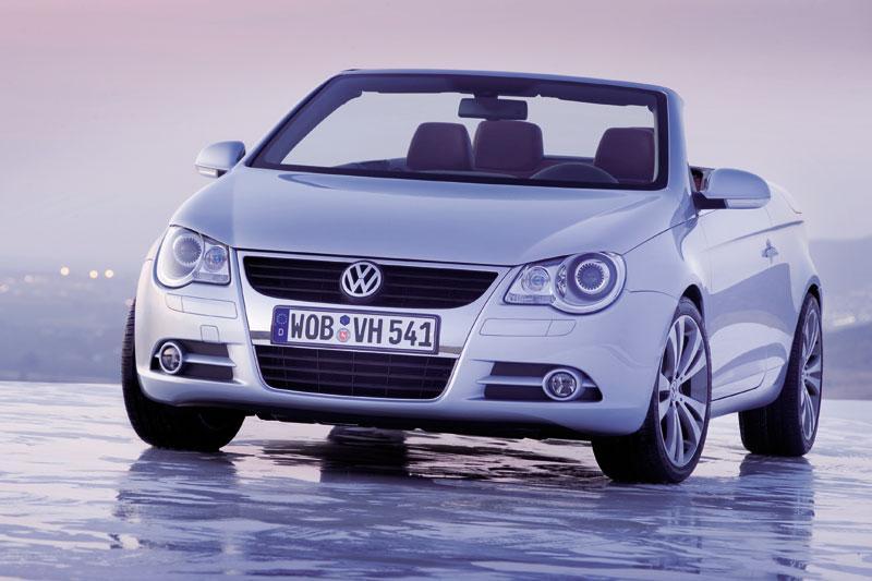 Eindelijk: Volkswagen Eos