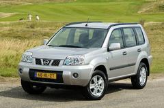 Actie met Nissan X-Trail