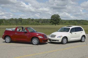 Gereden: Chrysler PT Cruiser