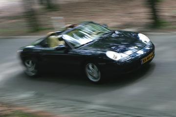 Porsche Boxster – 1999