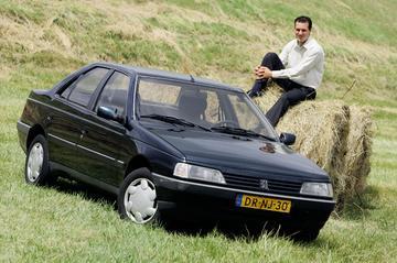 Peugeot 405 SR 1.9i - 1992