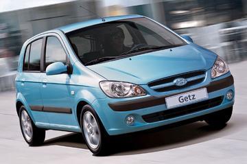 Hyundai Getz vernieuwd