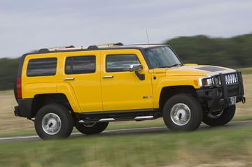 Diesel en V8 voor Hummer H3