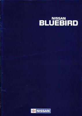 Nissan Bluebird Sgx,lx,slx,l,