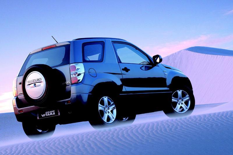 Meer informatie nieuwe Suzuki Grand Vitara