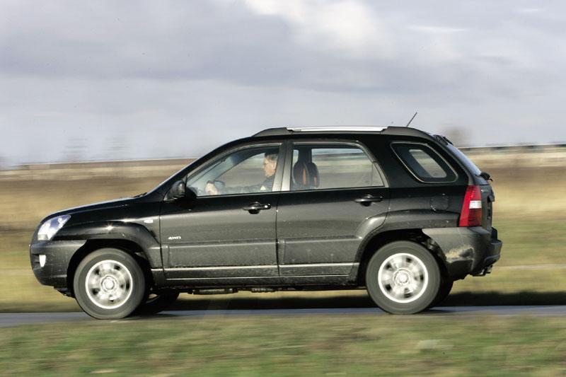 Kia Sportage 2.7 V6 X-treme (2005)