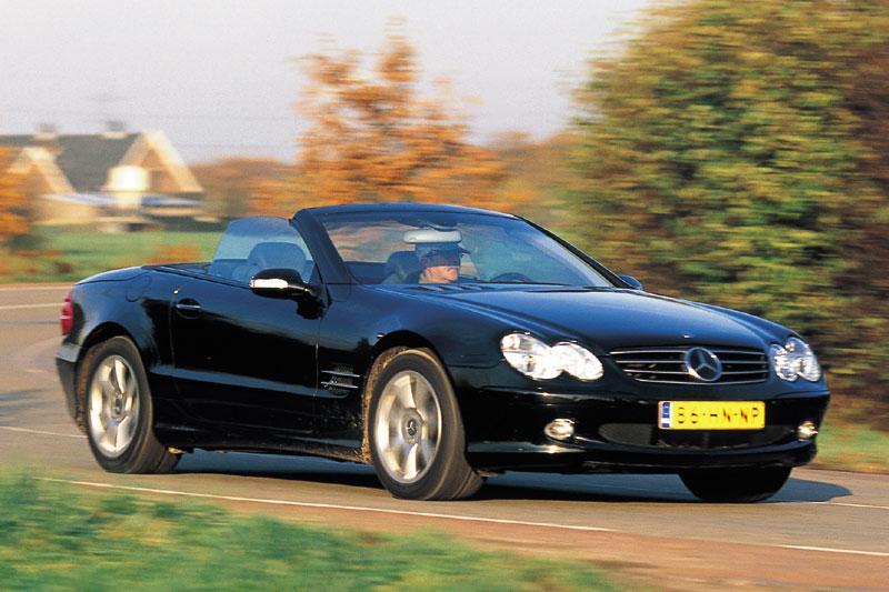 Mercedes-Benz SL 500 (2003)