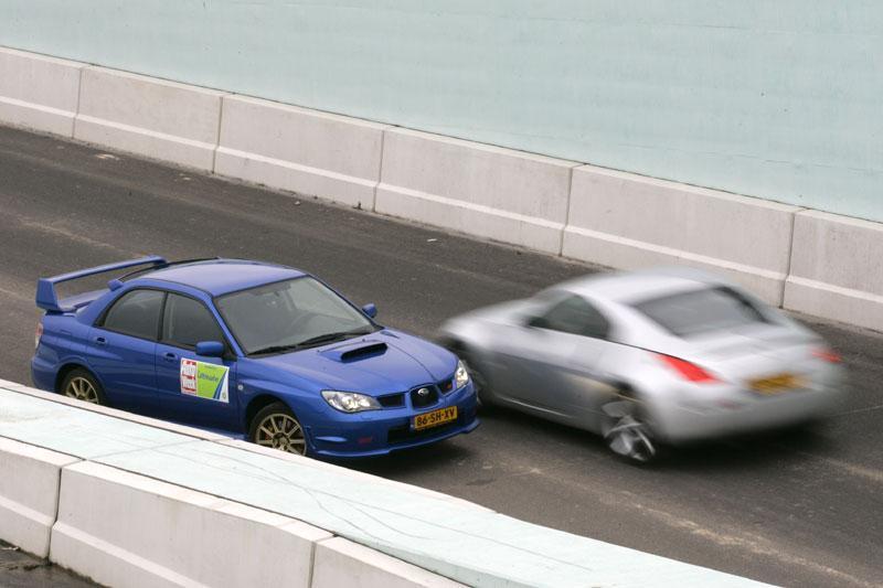 Nissan 350Z – Subaru Impreza WRX STi
