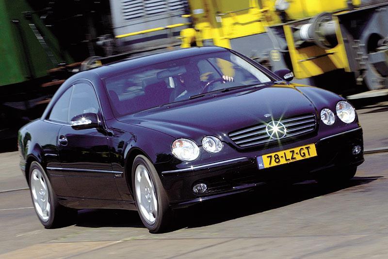 Mercedes-Benz CL 600 (2003)