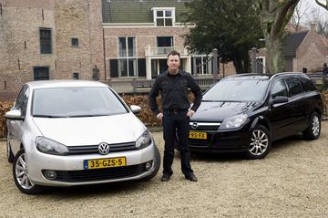 Lezerstest Volkswagen Golf 2.0 TDI