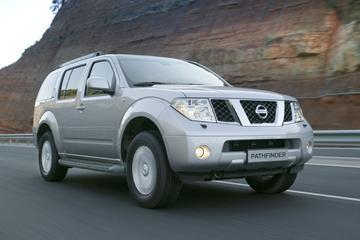 Benzinemotor voor Nissan Pathfinder