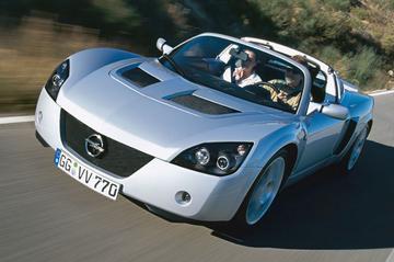 Opel Speedster uit productie