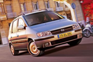 Nieuwe neus voor alle Hyundai's Matrix