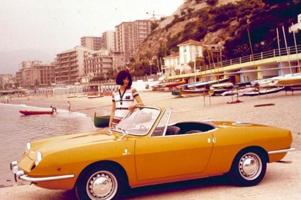 Fiat 850 Coupé