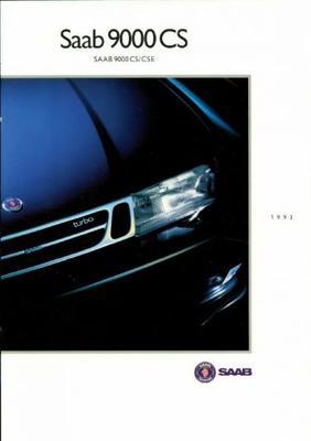 Saab 9000 Cs,cse