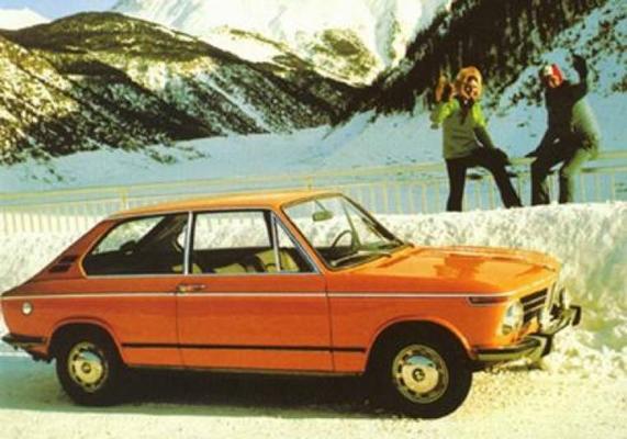 BMW Touring 2000