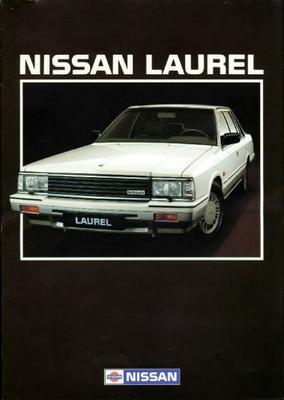 Nissan Laurel 2.4sgl,aut,2.8gl,sgl,autn