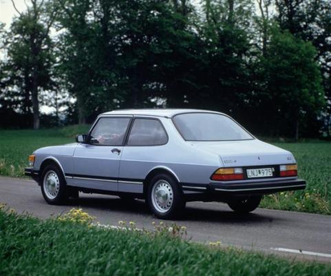 Saab 99 tweedeurs