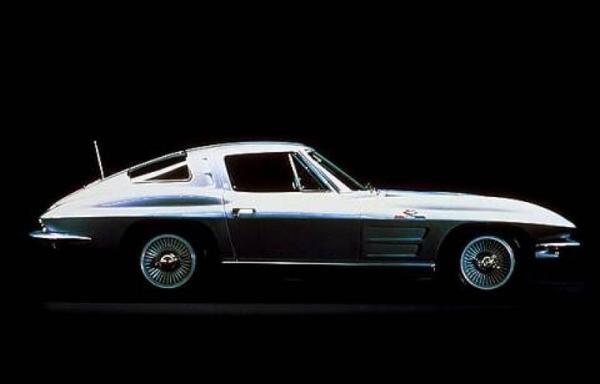 Chevrolet Corvette Sting Ray (C2)