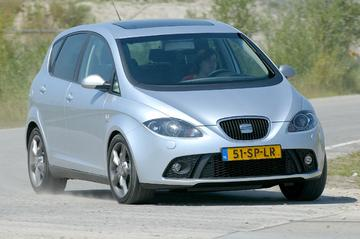 Seat Altea FR TDI 170 pk