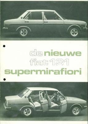 Fiat Mirafiori Supermirafiori131