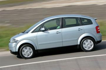 Audi A2 1.4 Exclusive – 2003