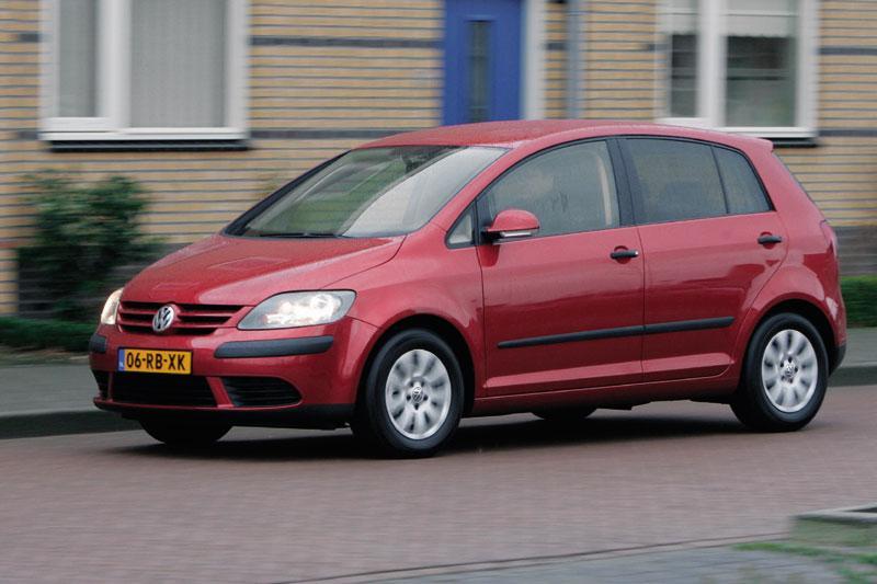 Volkswagen Golf Plus 1.9 TDI Comfortline (2005)