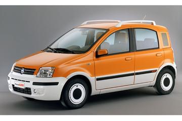 Fiat Panda Alessi in productie