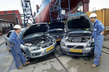 Ford Focus 1.6 TDCi Futura – Volvo S40 1.6D Momentum – Mazda3 Sedan CiTD Active