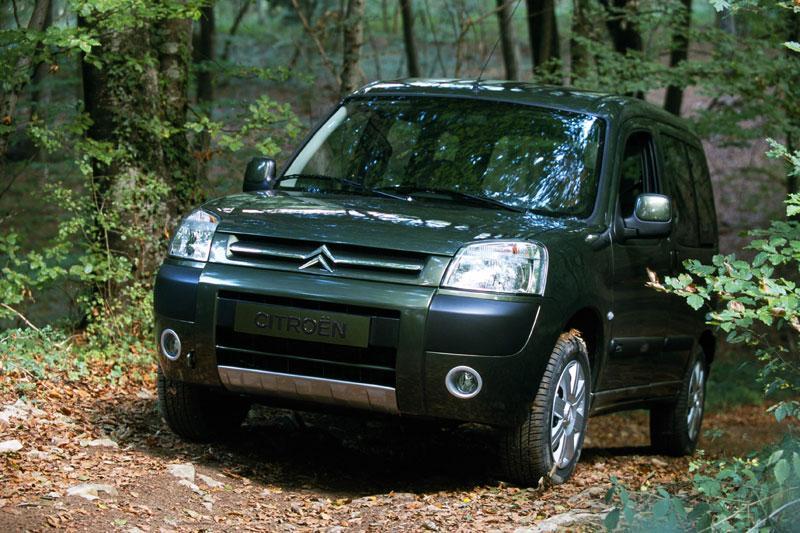Citroën Berlingo X-TR naar Nederland